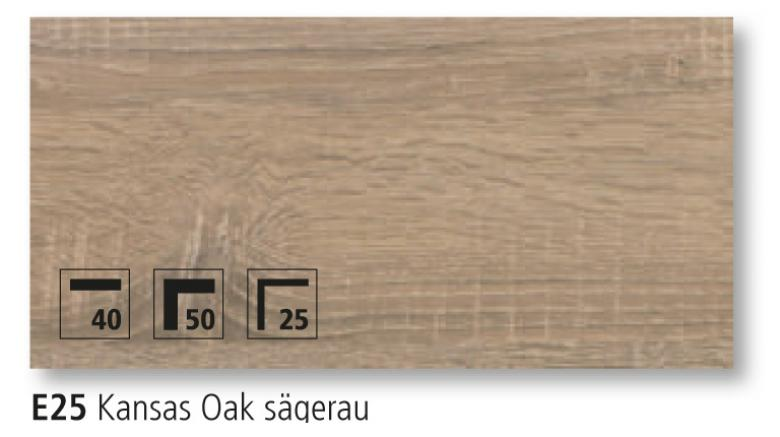 Kansas Oak Sagerau