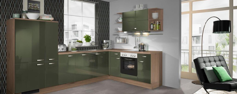 Einbauküchen hochglanz  Hochglanz Terra-Opal - Lackiert » Ihr Küchenpartner Holger Baake ...