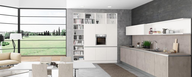 weiss und betonoptik ihr k chenpartner holger baake g nstige einbauk chen im internet kaufen. Black Bedroom Furniture Sets. Home Design Ideas