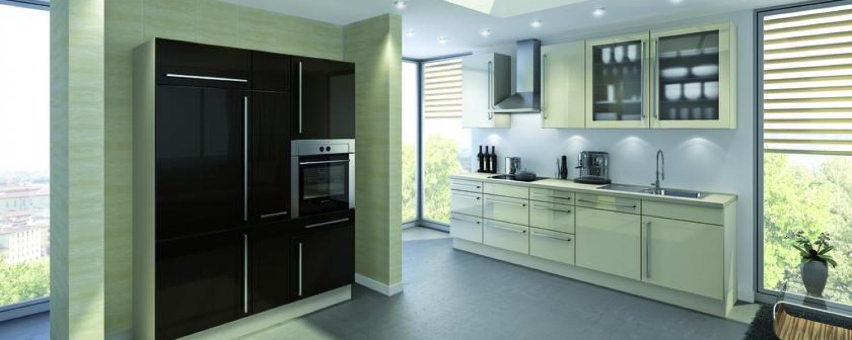 Hochglanz schwarz und magnolienweiß » ihr küchenpartner holger ...
