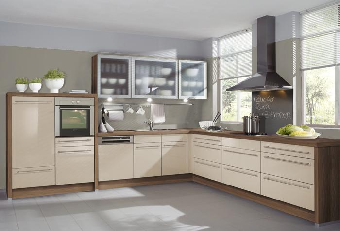 Einbauküchen hochglanz  Einbauküchen Hochglanz Weiß | arkhia.com